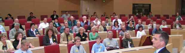 Besuch im Bayerischen Landtag - Juli 2009