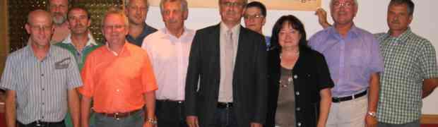 MdL Alexander Muthmann ist neuer BG-Vorsitzender