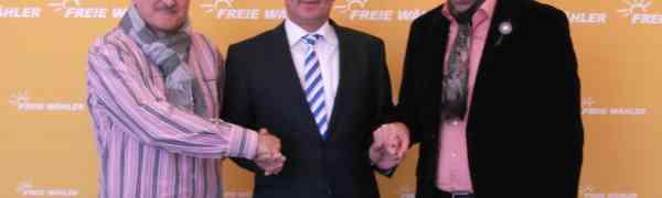 MdL Alexander Muthmann bei Aschermittwoch der Freien Wähler